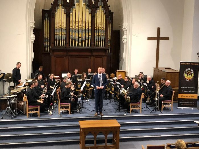 Bridport United Church Concert 2018