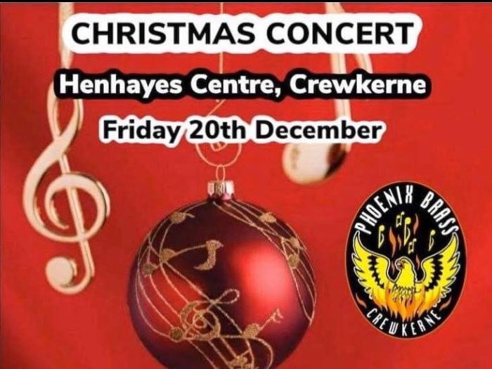 Xmas Concert at Henhayes Crewkerne