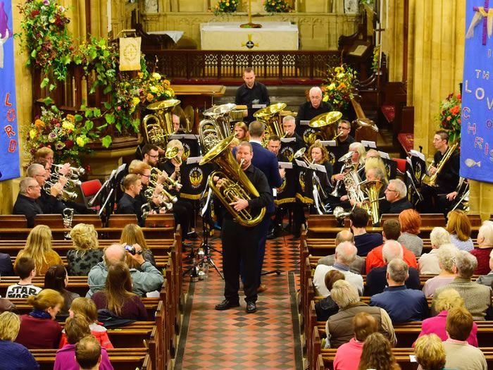 Successful Concert at St John's Church, Yeovil