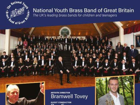 Easter Course National Youth Brass Band of Great Britain 2020