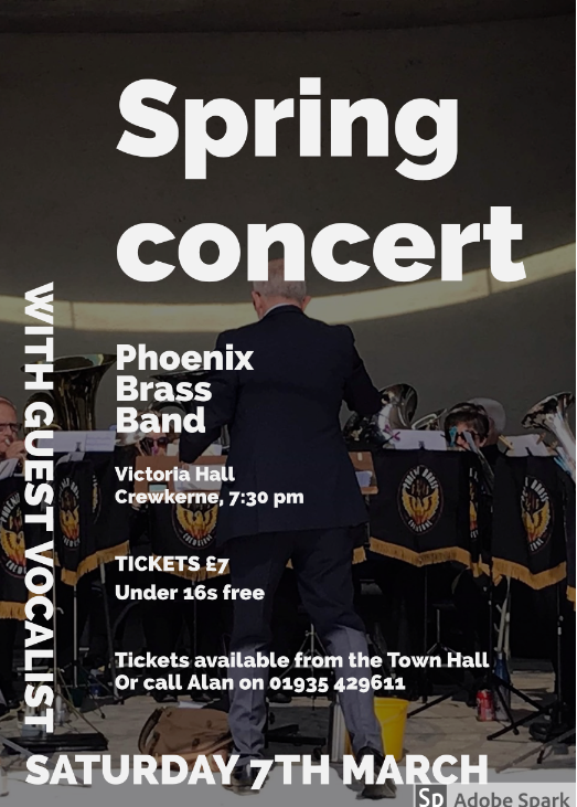 Spring Concert, Victoria Hall